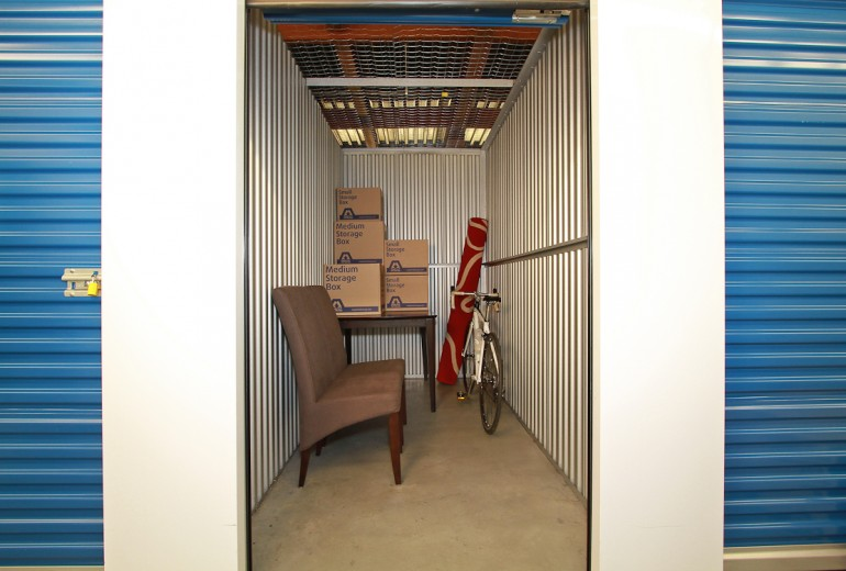 How Big Is A 5x10 Storage Unit Dandk Organizer