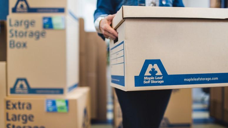 Self Storage Boxes