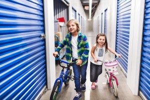 Bike Family Home Self Storage