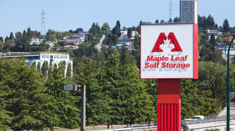 Hastings Self Storage Vancouver