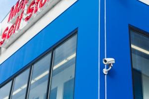 Self Storage Security Cameras