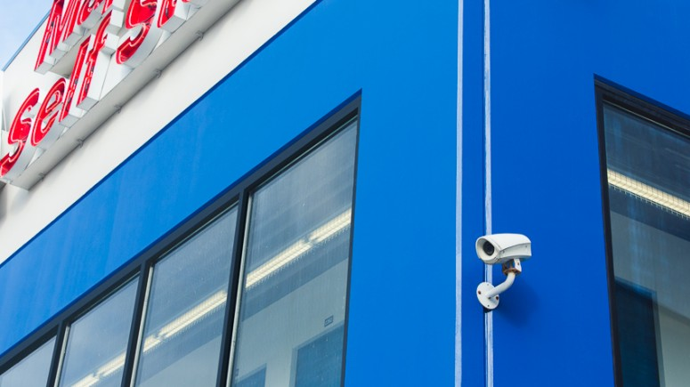 Self Storage Security Cameras