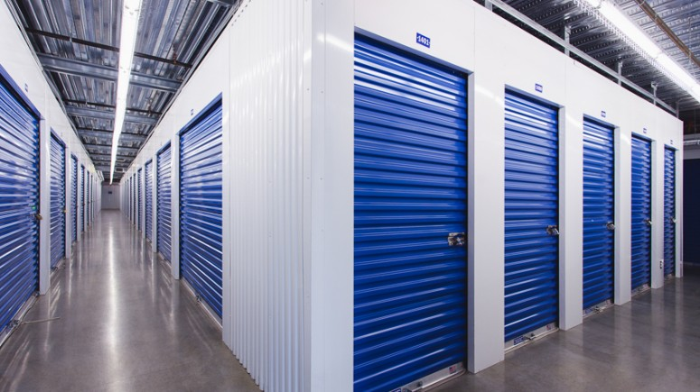 Modern Storage Lockers