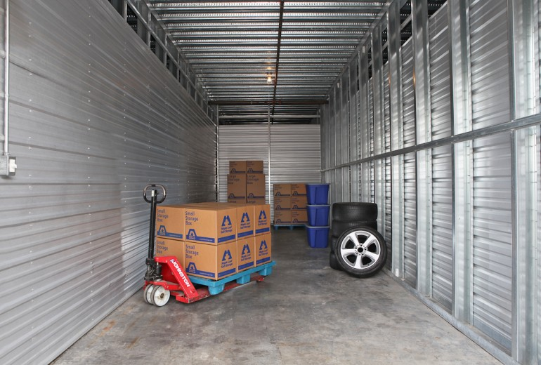 Storage Locker