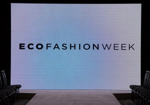 Eco Fashion Week 2015