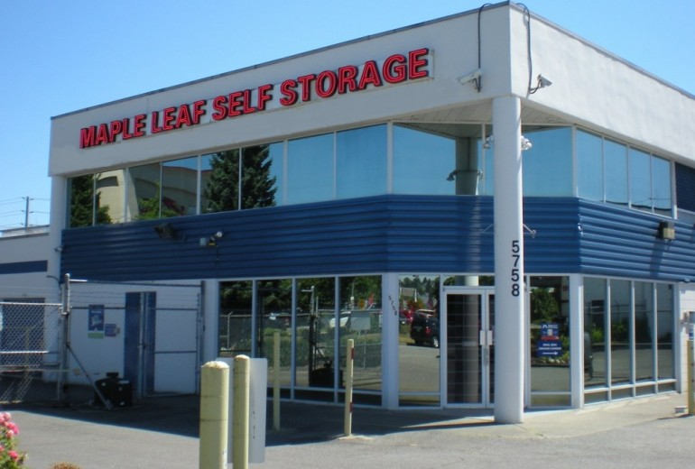 Self Storage Langley Surrey