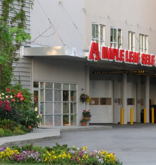 Vancouver Self Storage Locations