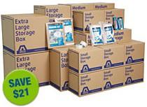 Self Storage Box Discount Bedroom
