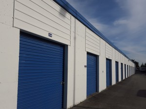 Self Storage Burnaby Drive-up Units