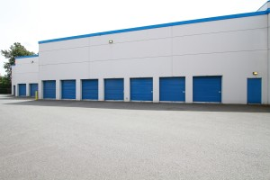 Self Storage Coquitlam Drive-up Units