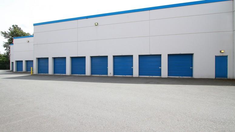 Self Storage Coquitlam Drive-up Units