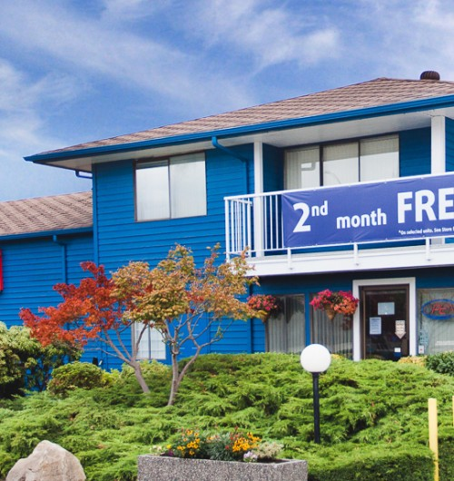 Self Storage Lougheed Coquitlam