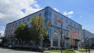 Vancouver Self Storage Quebec St