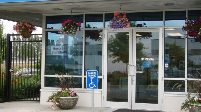 Maple Leaf Self Storage Coquitlam