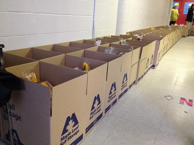 UNYA MLSS Boxes
