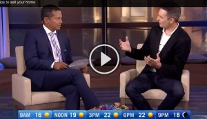 Todd Talbot on CTV's Morning Live
