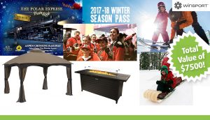 Maple Leaf Self Storage Calgary Herald Contest Winter Store and Score