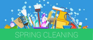 Maple Leaf Self Storage Spring Cleaning Tips