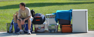 What to do with your Dorm Stuff for the summer