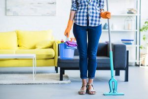 How to get your space back after the holidays