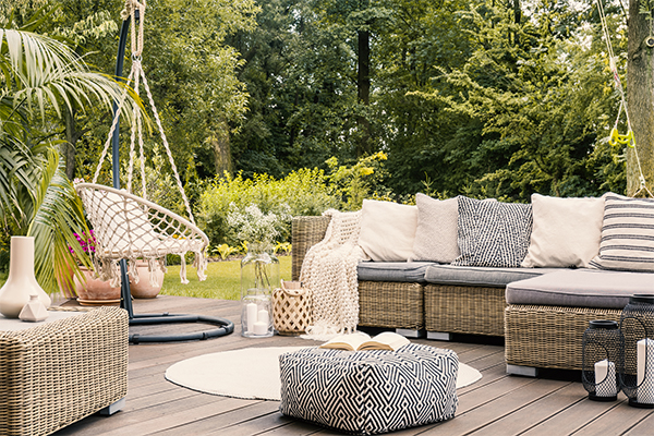 Extend the Life of your patio furniture